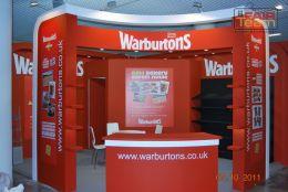 Warburtons at Anuga 2011